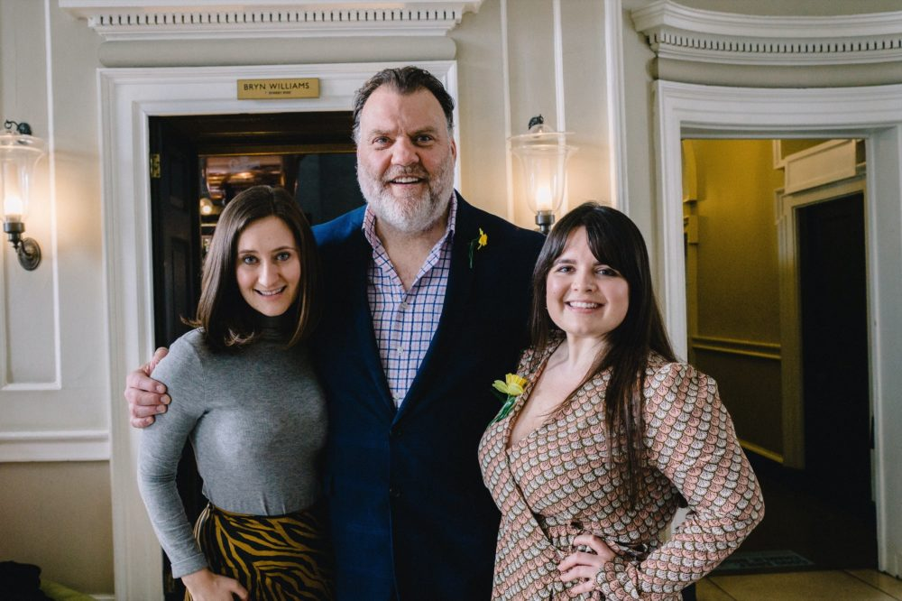 Bryn Terfel at Bryn Williams